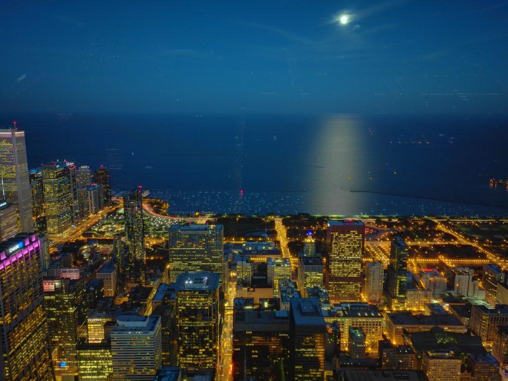 Zwischenstopp in Chicago