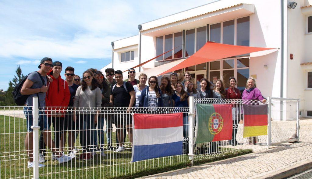 Portugal Austausch Max-Planck-Gymnasium Dortmund
