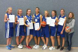 Basketball-Stadtmeister Max-Planck-Gymnasium Dortmund